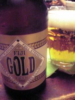 フィジーゴールドビール