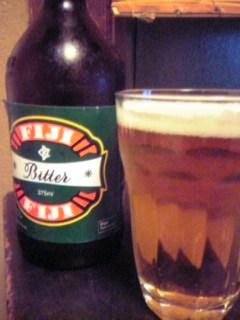 フィジービタービール